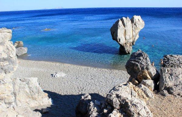 Spiaggia Préveli Creta