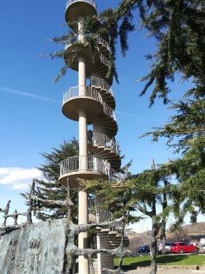 Torre panoramica Gonjače Collio sloveno