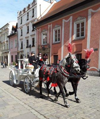 Ulica Kanonicza Cracovia