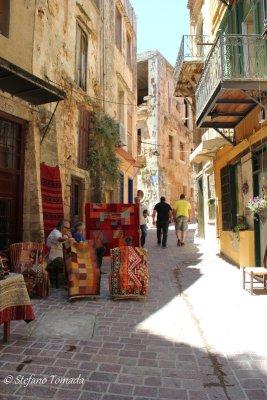 Vicoli Chania Creta