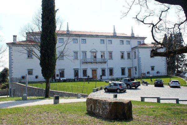 Vila Vipolže nel Brda in Slovenia