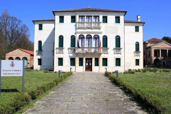 Villa Romanin Jacur Salzano
