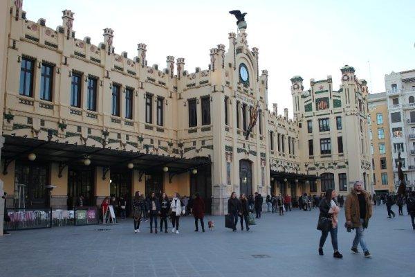 Ingresso Estación Norte Valencia