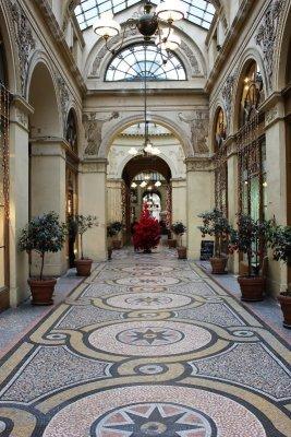 Galerie Vivienne Parigi