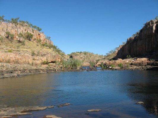 Katherine River Nitmiluk National Park Australia