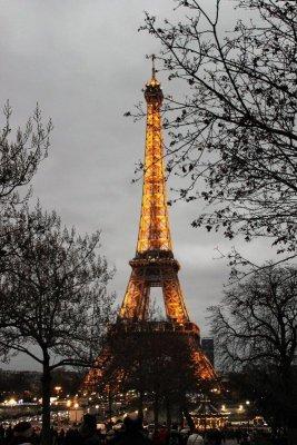 Tour Eiffel Parigi