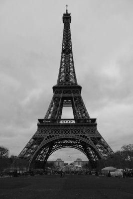 La Tour Eiffel Parigi