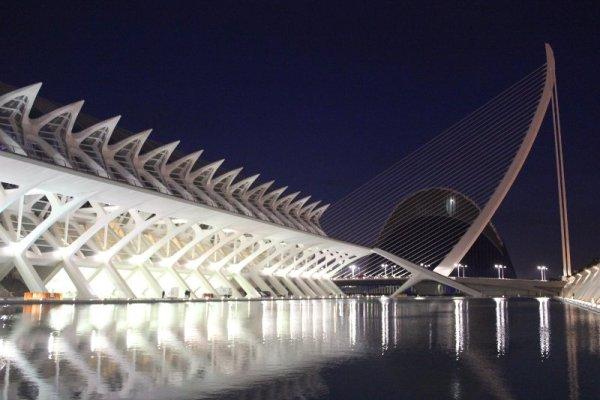 Museo de las Ciencias Príncipe Felipe Valencia