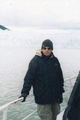 Navigazione catamarano Brazo Rico Perito Moreno