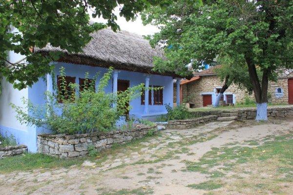 Casa tradizionale villaggio Butuceni Moldova