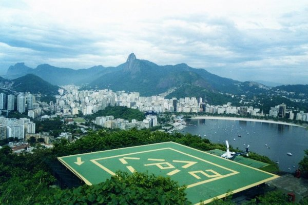 Baia di Botafogo Rio de Janeiro
