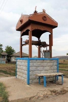Pozzo acqua Mîndrești Moldova