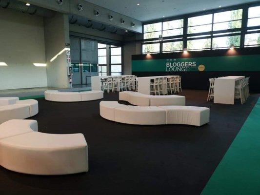 Bloggers Lounge TTG Rimini 2018