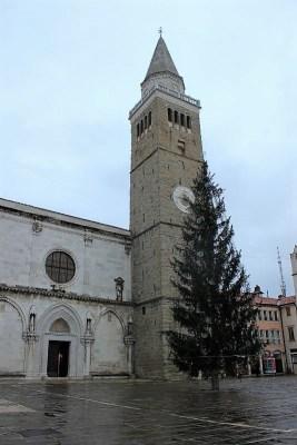 Torre campanaria Cattedrale Capodistria