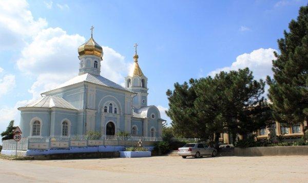Cattedrale ortodossa Beşalma Gagaùzia