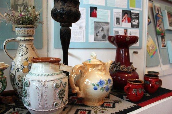 Vasi museo etnografico Beşalma Gagaùzia