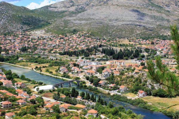 Panorama Trebinje Bosnia Erzegovina