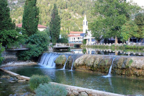 Panorama Stolac Bosnia Erzegovina