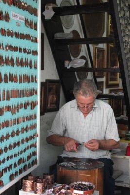 Bottega artigiano Kujundžiluk Mostar