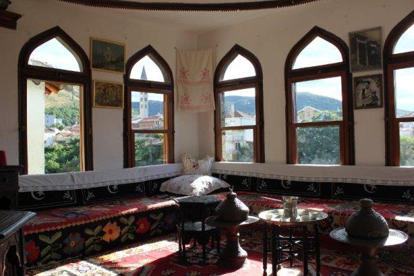 Casa ottomana Bišćevića Ćošak Mostar