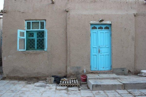 Vecchie abitazioni Khiva Uzbekistan