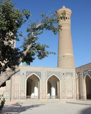 Minareto Kalon Bukhara Uzbekistan
