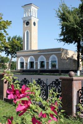 Tashkentskiye Kuranty Tashkent Uzbekistan