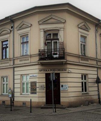 Museo Farmacia sotto l'Aquila Cracovia