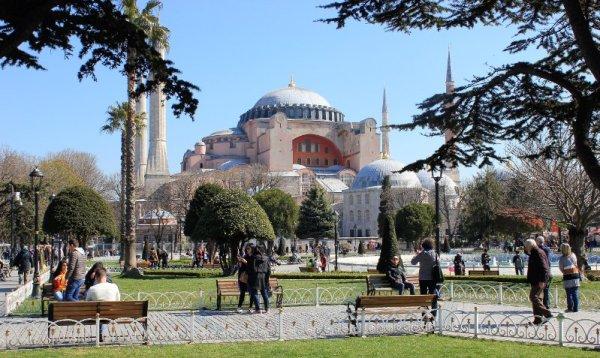 Basilica di Santa Sofia a Istanbul