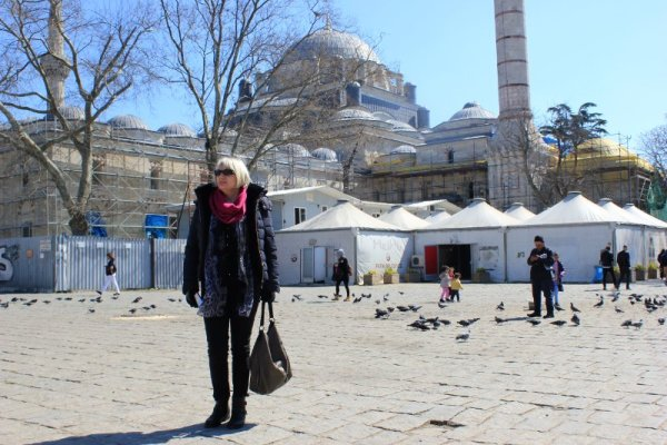 Moschea Beyazit Istanbul