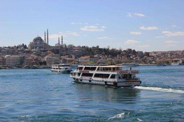 Il Corno d'Oro Istanbul