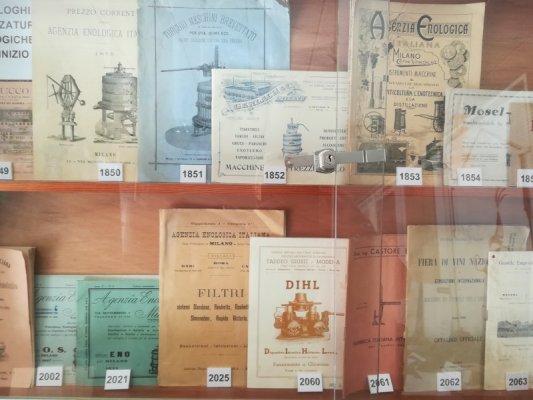 Museo della Civiltà del Vino a Villa Florio Buttrio