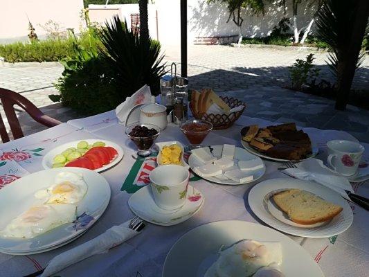 Colazione Vila Lili Berat Albania