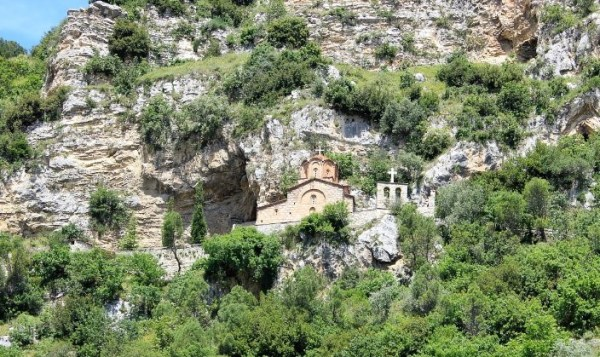 Chiesa di San Michele Berat Albania
