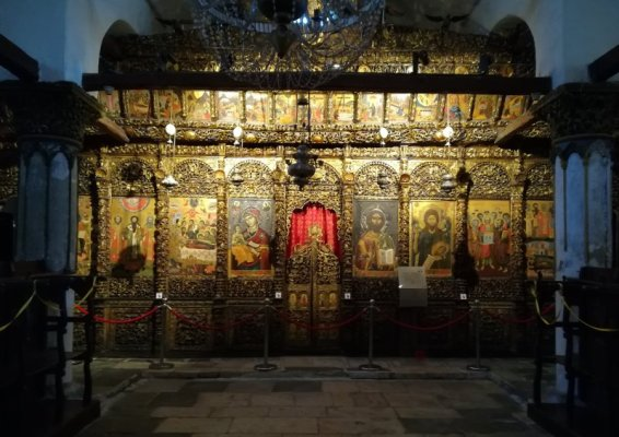 Iconostasi Museo Onufri Berat Albania