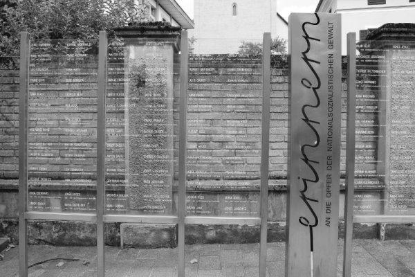 Memoriale vittime nazismo Villach Austria