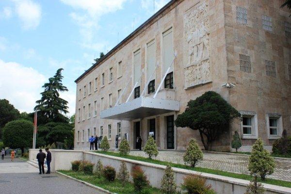palazzo della Luogotenenza Tirana