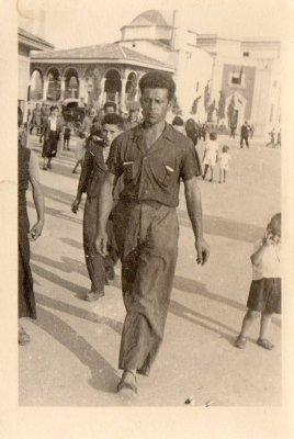Sheshi Skënderbej Tirana anni Quaranta