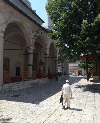 La Moschea di Gazi Husrevbey Sarajevo