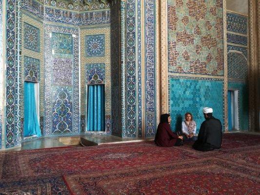 Moschea Jameh Yazd Iran
