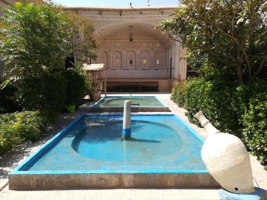 Museo dell'Acqua a Yazd Iran