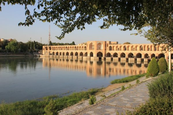 Pol-e Khaju Esfahan Iran
