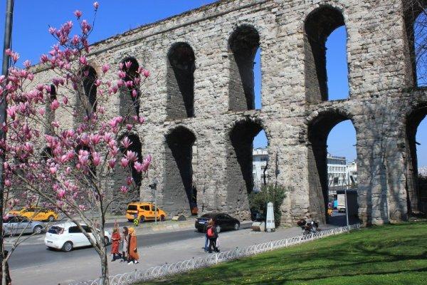 Antico acquedotto di Valente Istanbul