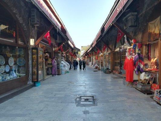 Il bazar Arasta a Istanbul