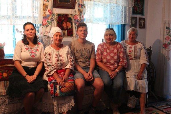 Casa Karaman a Tîrnauca in Transnistria Moldova