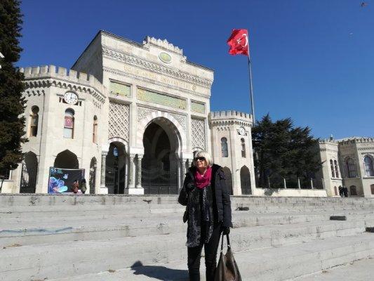 Ingresso Università di Istanbul