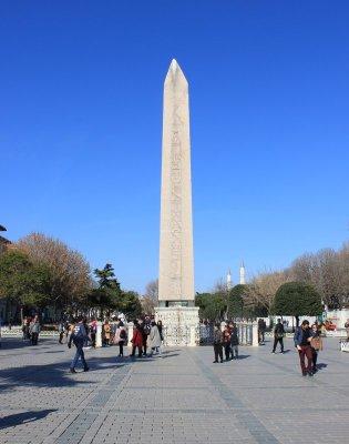Obelisco di Teodosio a Istanbul