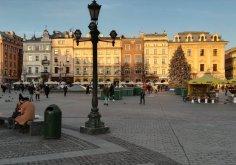 Piazza Rynek Głowny a Cracovia