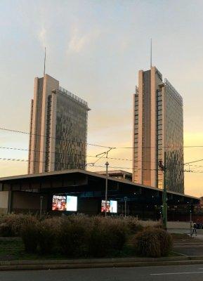 Stazione di Porta Garibaldi a Milano