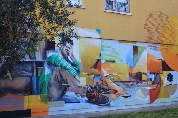 Visioni Urbane Street Art Udine